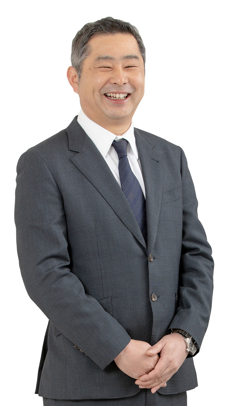代表取締役社長 増田 伸太郎