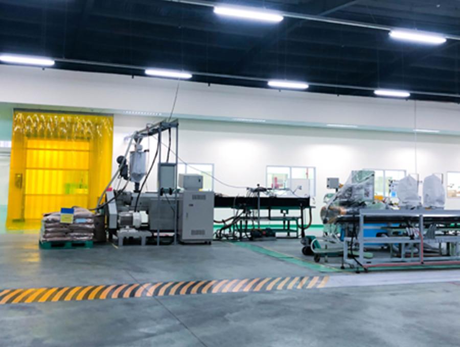 ベトナム工場 主要設備 イメージ1